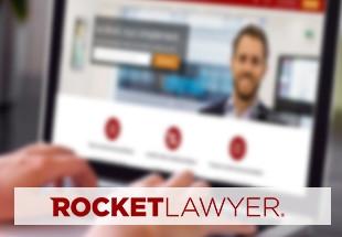 Rocket Lawyer propose une plateforme en ligne de services juridiques disponibles 24h/24.