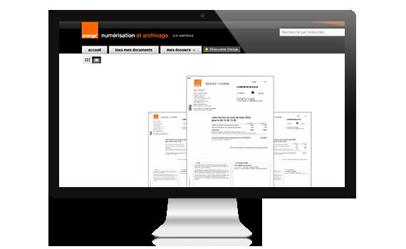 Partagez vos documents avec votre expert-comptable
