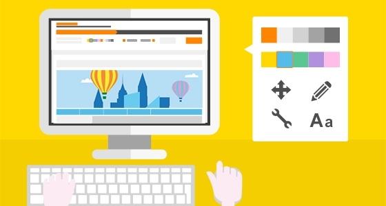 Je cr e mon site web avec le cloud pro for Le site internet