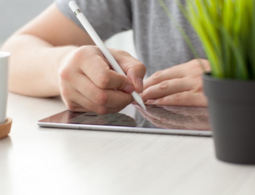 3 applications de dessin pour l ipad pro. Black Bedroom Furniture Sets. Home Design Ideas